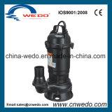 Wqd 시리즈 하수 오물 수도 펌프 (0.4-1.1KW)