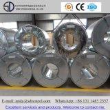 亜鉛冷間圧延されるか、または熱い浸された電流を通された鋼鉄コイルかシートまたは版またはストリップのGalvalumeの鋼鉄コイルまたはAluzincの鋼鉄コイル