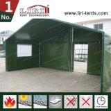 政府の軍隊のための軍のテントの構造