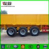 Camión de pared lateral de carga de bajo precio y remolque para uso múltiple
