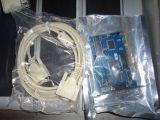 Доска PCB делая изготовление маршрутизатора CNC машины CNC