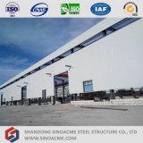 Большие Sinoacme Span портал стальной рамы рабочего совещания