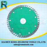 El diamante de Romatools pequeño vio las láminas para el mármol