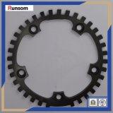 Кольца алюминия обслуживания CNC подвергая механической обработке