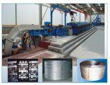 Varilla de aleación de aluminio de fundición continua y la línea de laminación para alambres y cables eléctricos (MT-0002)
