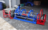 Apparatuur van het Lassen van de Machine van het Lassen van de Fusie van het Uiteinde van de Producten van de Lasser van de pijp de Plastic