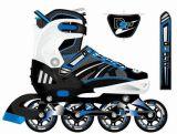 Kids/Junior/Adult Regelbare Gealigneerde Vleet Skate/Roller