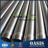 Wire Wrapped Continuous Slot Wedge Wire Screens Pipe Fabricant