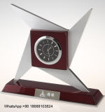 Relógio e Relógio de Quartzo de Madeira Popular