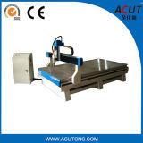 Macchina funzionante di legno del router dell'incisione di CNC con la Tabella di alluminio