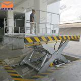 Levage hydraulique de ciseaux de véhicule de grande plate-forme