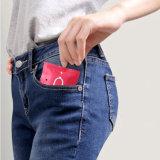 Banco descartável Emergency da potência um carregador do tempo com pacote do preservativo do interruptor
