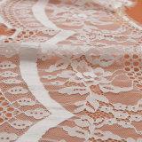 Lacet de bonne qualité de robe de mariage