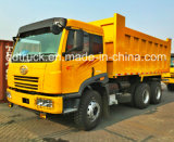6X4 camiones volquete 20-25 toneladas de FAW FAW Volquete