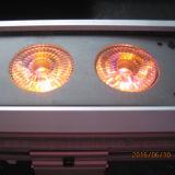 6in1 de Lichte Openlucht LEIDENE DMX van het Stadium 18X18W Wasmachine van de Muur