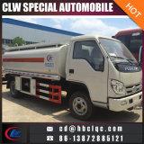 Caminhão-tanque de gasolina com bom volume de vendas Foton 3mt Caminhão de óleo