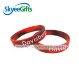 Kundenspezifisches populäres Geschenk-Silikon-Gummi-Armband