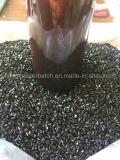 Zwarte Masterbatch van Inhoud 40% van het Zwartsel voor de Fles van het Huisdier