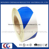 Bleu et blanc autocollant réfléchissant Untearable pour la publicité (C1300-S)