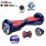 """6.5 """" 지능적인 전기 자전거 2 바퀴 각자 균형을 잡는 스쿠터 Hoverboard 스케이트보드 Giroskuter 전기 스쿠터"""