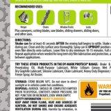 Lubrificante seco do pulverizador PTFE do aerossol do ODM do OEM/