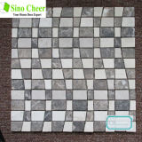 Мраморный каменная плитка/плитка мозаики/каменная плитка стены мозаики/кухни