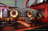 4つのキャビティ自動びんのブロー形成機械/ペット伸張の吹く型機械