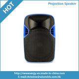 Projektions-Lautsprecher Plastik-PA-Systembeweglicher des Active-LED mit Batterie