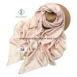 Nouveau design filé or Loisirs Lady Fashion écharpe châle