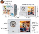 2017 jouet neuf d'horloge de puzzle du modèle 3D