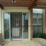 Aluminiumwalzen-Tür und Fenster mit Rollen-Blendenverschluss-Motor