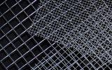 Galvanisierte quadratische Ineinander greifen-Draht-Filetarbeit/Wähler galvanisierten geschweißten Maschendraht