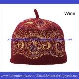 Afrika-Hut-Wolle-Filz-Material, moslemischer Stickerei-Hut, neuer Art-Festival-Hut
