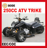 3 ruedas 250cc Racing ATV para adultos con EEC Mc-366