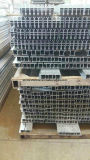 문과 Windows를 위한 나이지리아 알루미늄 합금 밀어남 단면도