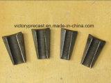 Preço elástico da máquina de teste do uso da construção para o aço
