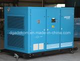O petróleo giratório enganou o compressor de ar variável do parafuso do inversor da freqüência (KF220-10INV)