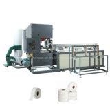 Máquina de corte de papel de tecido de papel higiênico automática Jumbo Roll