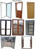 As2047はガラス振動開き窓のドアに二重ガラスをはめた