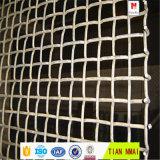 PVC Envío rápido Coated Crimped malla de alambre