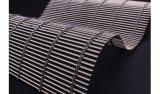 Rete metallica decorativa architettonica dell'acciaio inossidabile