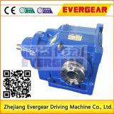 Engrenage à engrenage à engrenage hélicoïdal Série K Transmission avec moteur électrique