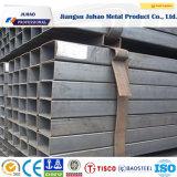 Precio del tubo/del tubo del cuadrado del acero inoxidable del SUS 304L 316L por el contador