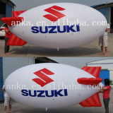 El tamaño grande inflable modelo de helio Plano de aberturas