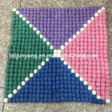 Inicio Venta de alfombras de bola de fieltro hechos a mano
