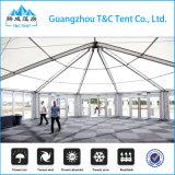 Polygon Dodecagon runde Abdeckung-multi seitliches Zelt für Ereignis-Partei