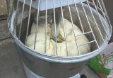 Amasadora de pasta estable de la harina de la calidad con el tazón de fuente movible