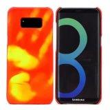 Temperatur-wärmeempfindliche Farben-ändernder Telefon-Kasten für iPhone 7