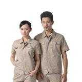 산업 노농자 안전 제복을%s 주문을 받아서 만들어진 디자인 작업 착용 옷