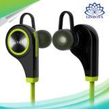 Mbh6は耳のステレオのEarbudsのヘッドセットのMicが付いている無線Bluetoothのイヤホーンを遊ばす
